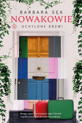 okładka Nowakowie 2. Uchylone drzwi, Ebook | Sęk Barbara
