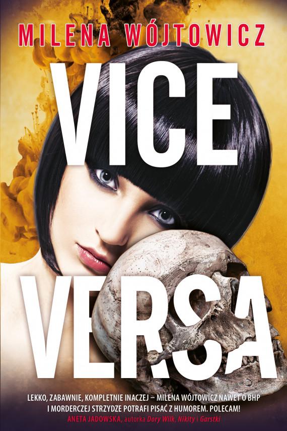 okładka Vice versaebook | EPUB, MOBI | Milena Wójtowicz