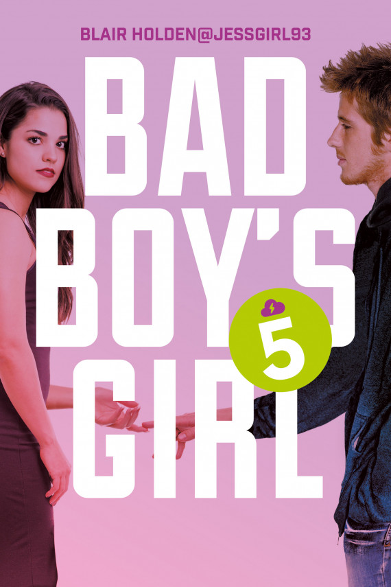 okładka Bad Boy's Girl 5ebook | EPUB, MOBI | Blair  Holden