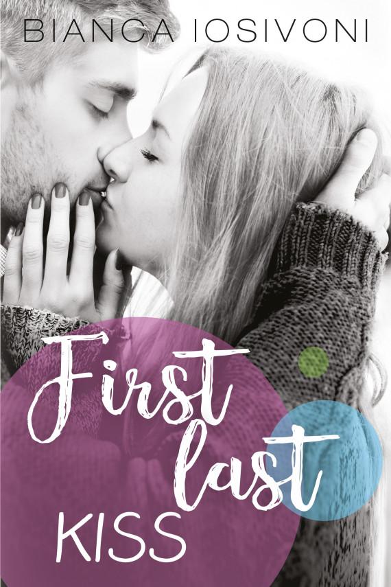 okładka First last kissebook | EPUB, MOBI | Iosivoni Bianca