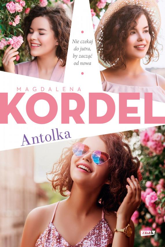 okładka Antolkaebook | EPUB, MOBI | Magdalena Kordel
