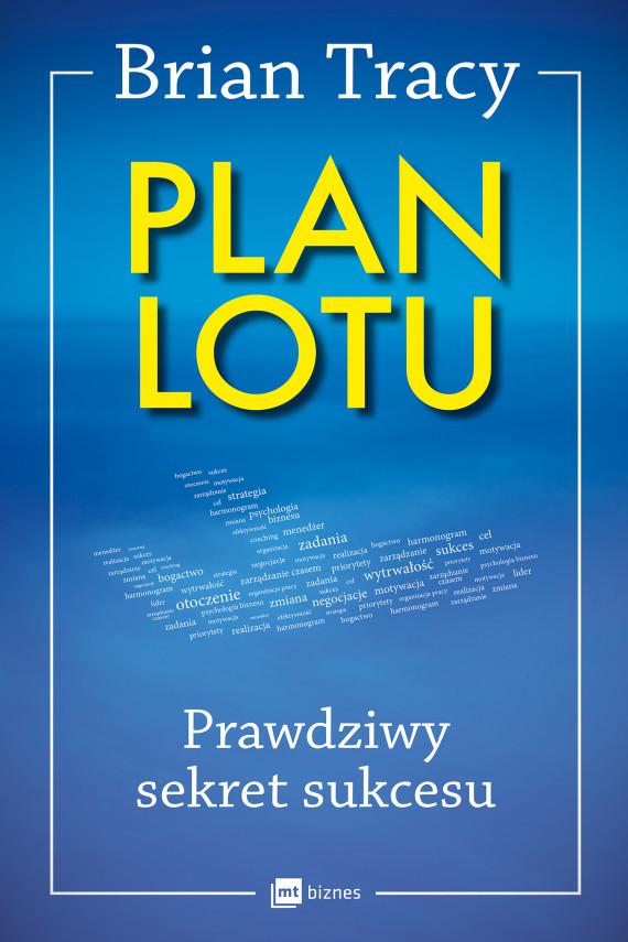 okładka Plan lotuebook | EPUB, MOBI | Brian Tracy