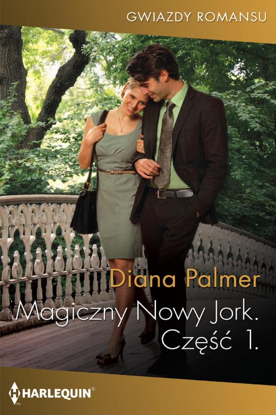okładka Magiczny Nowy Jork. Część Pierwszaebook | EPUB, MOBI | Diana Palmer