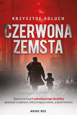 okładka Czerwona zemsta, Ebook | Krzysztof Goluch