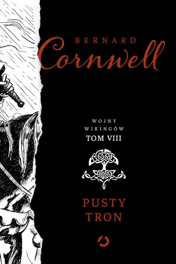 okładka Pusty tronebook | EPUB, MOBI | Bernard Cornwell