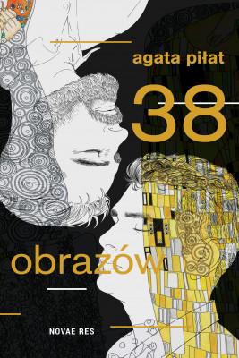 okładka 38 obrazów, Ebook | Agata Piłat