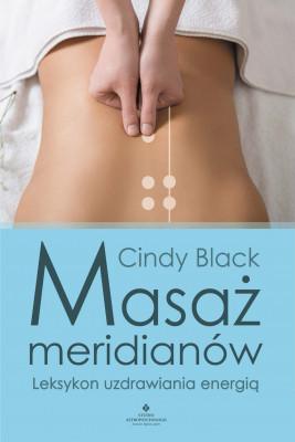 okładka Masaż meridianów - PDF, Ebook | Black Cindy