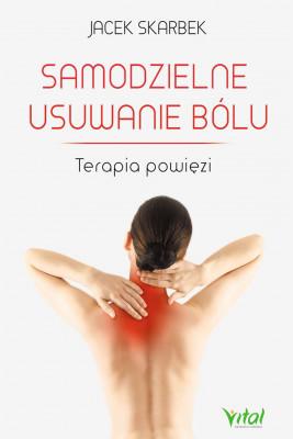 okładka Samodzielne usuwanie bólu - PDF, Ebook | Skarbek Jacek