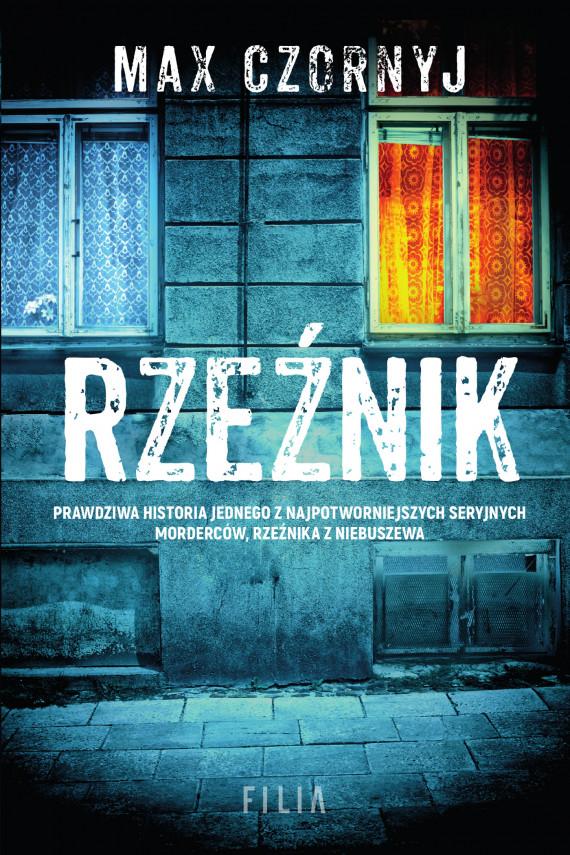 okładka Rzeźnikebook | EPUB, MOBI | Max Czornyj