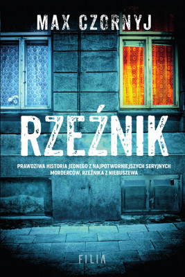okładka Rzeźnik, Ebook | Max Czornyj