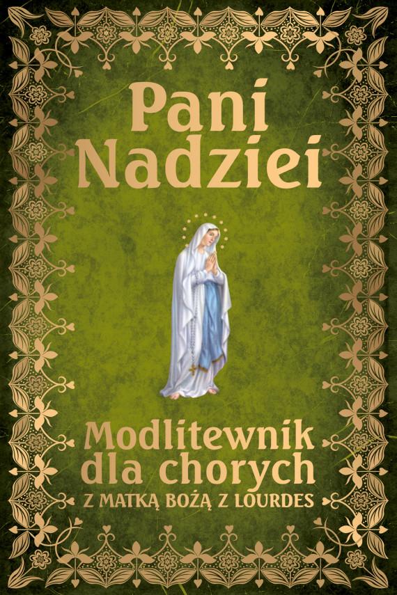 okładka Pani Nadzieiebook   EPUB, MOBI   ks. Leszek  Smoliński
