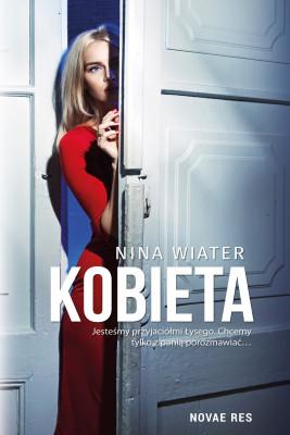 okładka Kobieta, Ebook | Nina Wiater