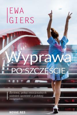 okładka Wyprawa po szczęście, Ebook | Ewa Giers