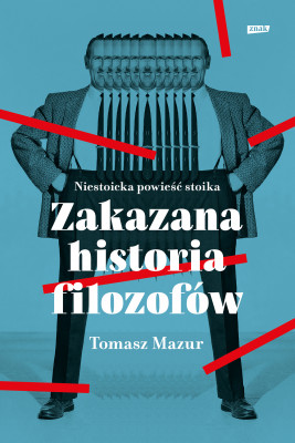 okładka Zakazana historia filozofów, Ebook | Tomasz  Mazur
