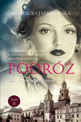 okładka Podróż do Carcassonne Tom II, Ebook | Agnieszka  Janiszewska