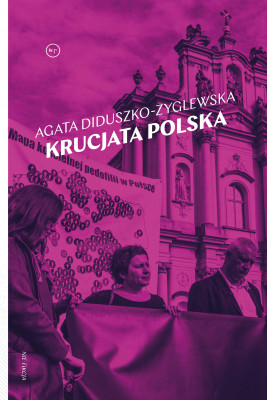 okładka Krucjata polska, Ebook | Diduszko-Zyglewska Agata