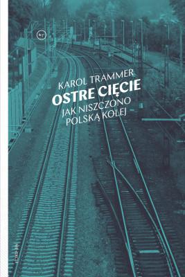 okładka Ostre cięcie, Ebook | Trammer Karol