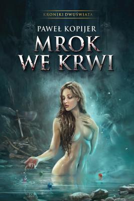 okładka Mrok we krwi, Ebook | Kopijer Paweł