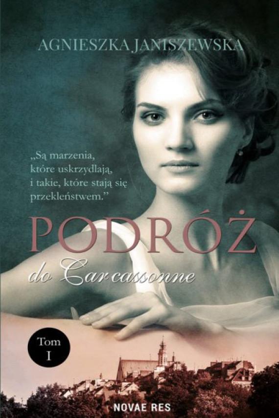 okładka Podróż do Carcassonne Tom Iebook | EPUB, MOBI | Agnieszka  Janiszewska