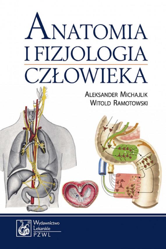 okładka Anatomia i fizjologia człowiekaebook   EPUB, MOBI   Aleksander Michajlik, Witold Ramotowski
