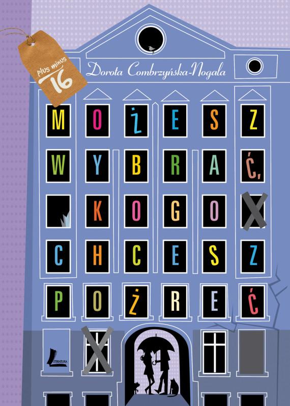 okładka Możesz wybrać kogo chcesz pożrećebook | EPUB, MOBI | Dorota Combrzyńska-Nogala