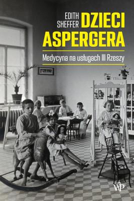 okładka Dzieci Aspergera, Ebook | Sheffer Edith