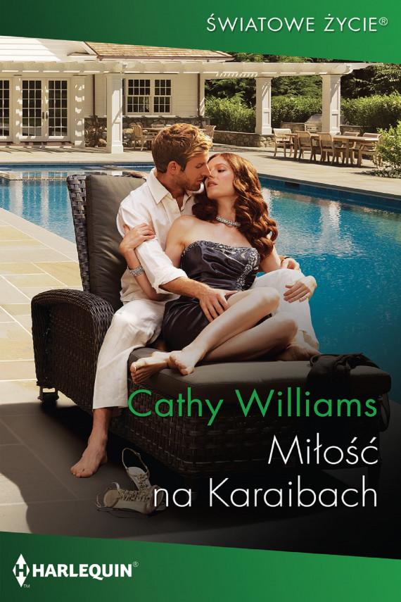 okładka Miłość na Karaibachebook | EPUB, MOBI | Cathy Williams