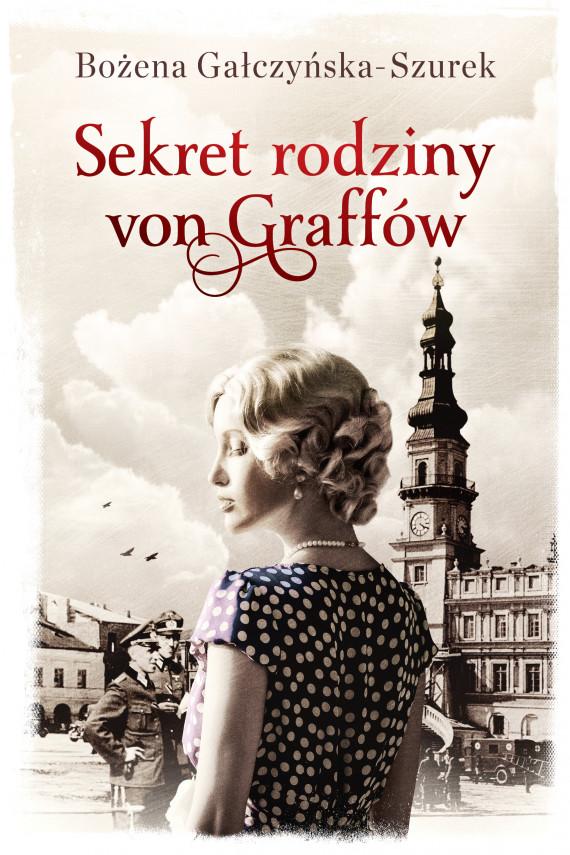 okładka Sekret rodziny von Graffówebook | EPUB, MOBI | Bożena Gałczyńska-Szurek