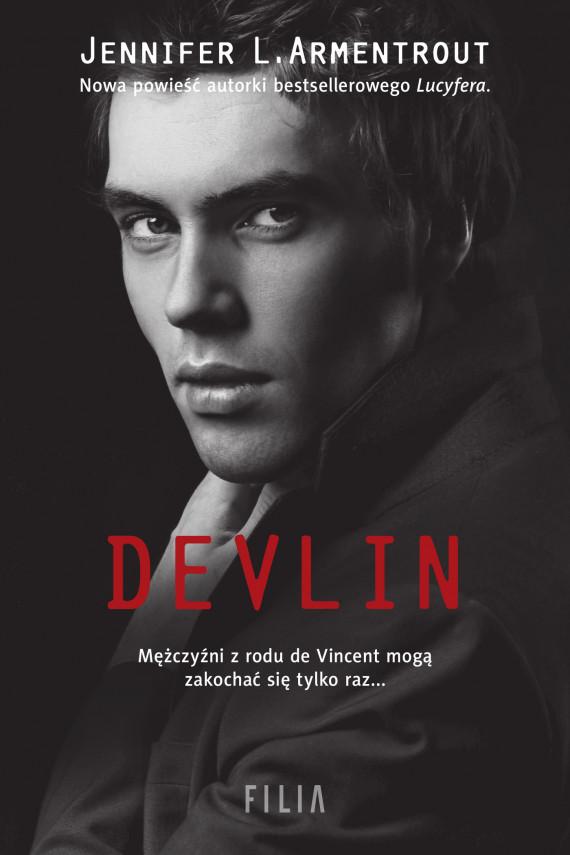 okładka Devlinebook | EPUB, MOBI | Jennifer L. Armentrout, Katarzyna Agnieszka Dyrek