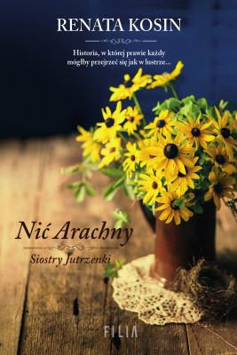 okładka Nić Arachny, Ebook | Renata Kosin