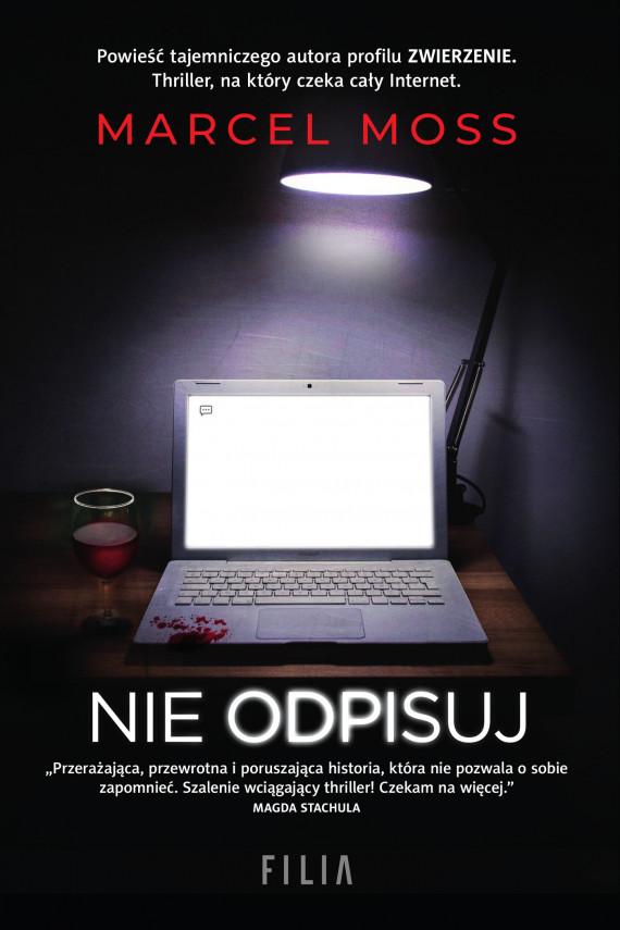 okładka Nie odpisujebook | EPUB, MOBI | Moss Marcel
