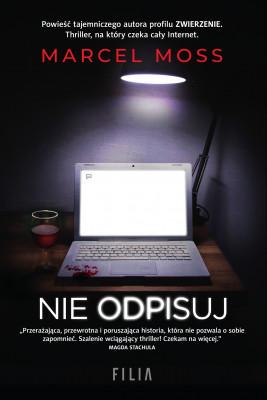 okładka Nie odpisuj, Ebook | Moss Marcel