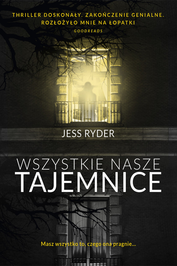 okładka Wszystkie nasze tajemniceebook   EPUB, MOBI   Jacek  Żuławnik, Jess Ryder