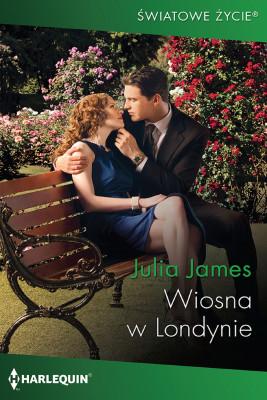 okładka Wiosna w Londynie, Ebook | Julia James