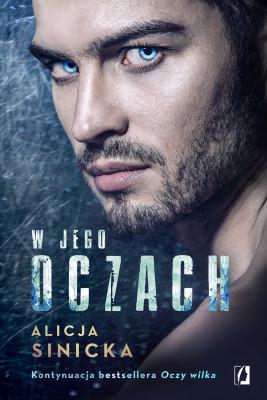 okładka W jego oczach, Ebook | Alicja Sinicka