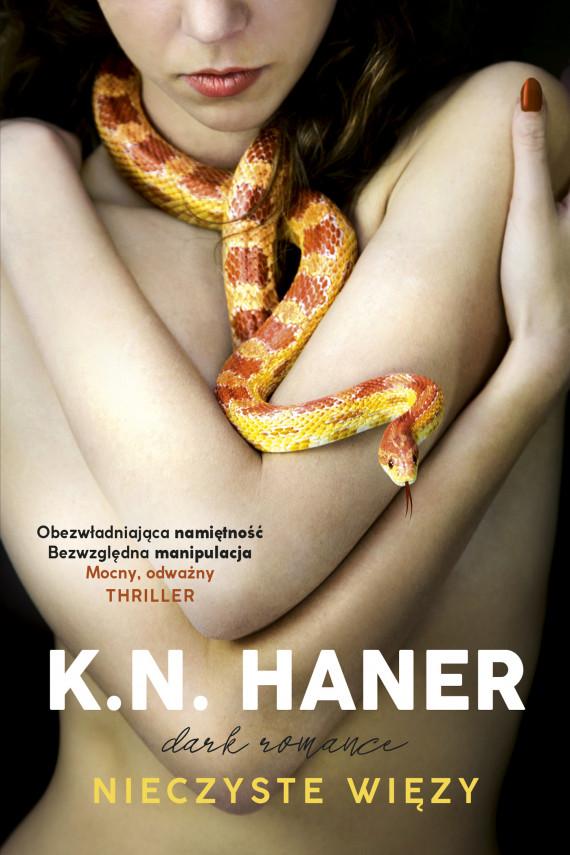 okładka Nieczyste więzyebook | EPUB, MOBI | K.N.  Haner