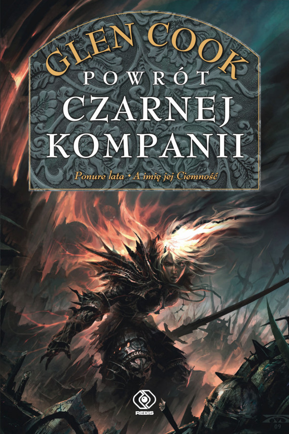 okładka Powrót Czarnej Kompaniiebook | EPUB, MOBI | Tomasz Nowak, Jan Karłowski, Glen Cook