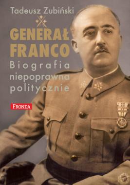 okładka Generał Franco. Generał Franco, Ebook | Tadeusz Zubiński
