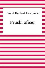 okładka Pruski oficer. Ebook   EPUB,MOBI   David Herbert Lawrence