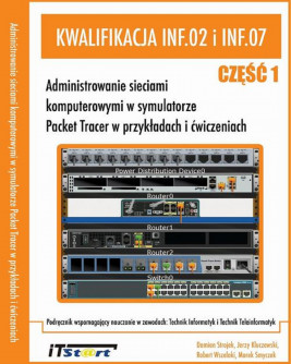 okładka Kwalifikacja INF.02 i INF.07, Ebook | Robert Wszelaki, Jerzy  Kluczewski, Damian Strojek, Marek Smyczek