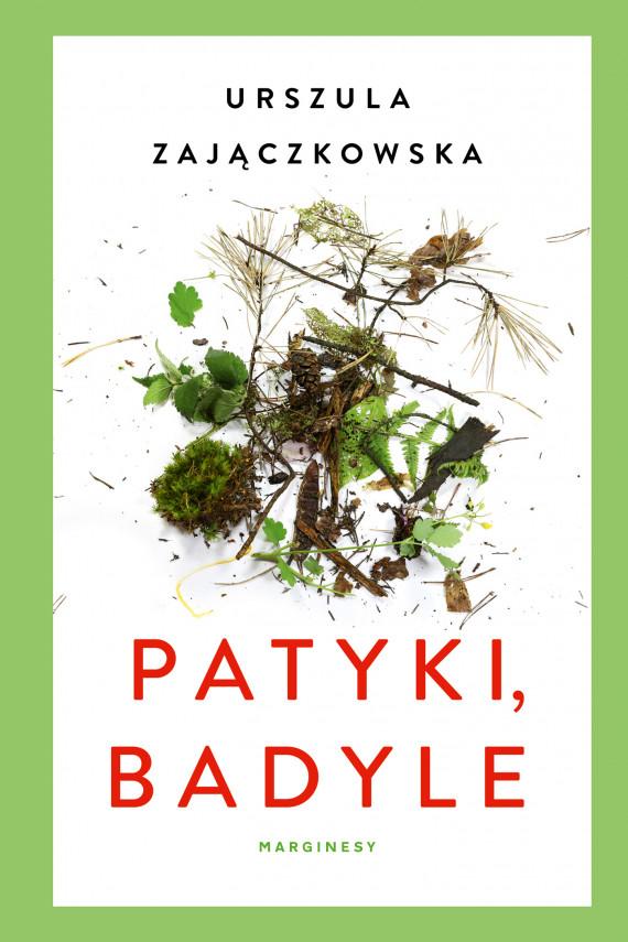 okładka Patyki, badyleebook | EPUB, MOBI | Zajączkowska Urszula