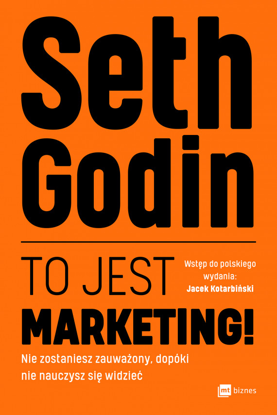 okładka To jest marketing!ebook | EPUB, MOBI | Seth Godin