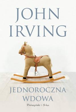 okładka Jednoroczna wdowa, Ebook | John Irving
