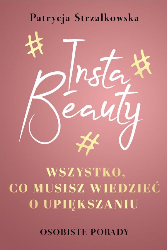 okładka Insta Beautyebook   EPUB, MOBI   Strzałkowska Patrycja