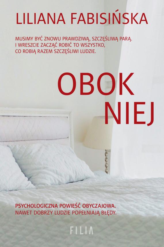 okładka Obok niejebook | EPUB, MOBI | Liliana Fabisińska