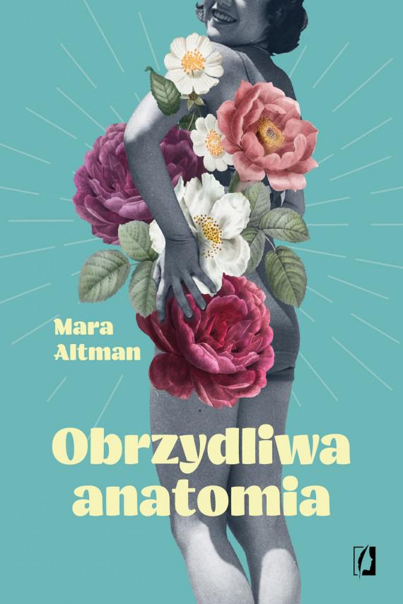 okładka Obrzydliwa anatomiaebook | EPUB, MOBI | Mara Altman