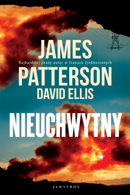 okładka NIEUCHWYTNY, Ebook | James Patterson, David Ellis