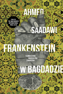 okładka Frankenstein w Bagdadzie, Ebook | Ahmed Saadawi