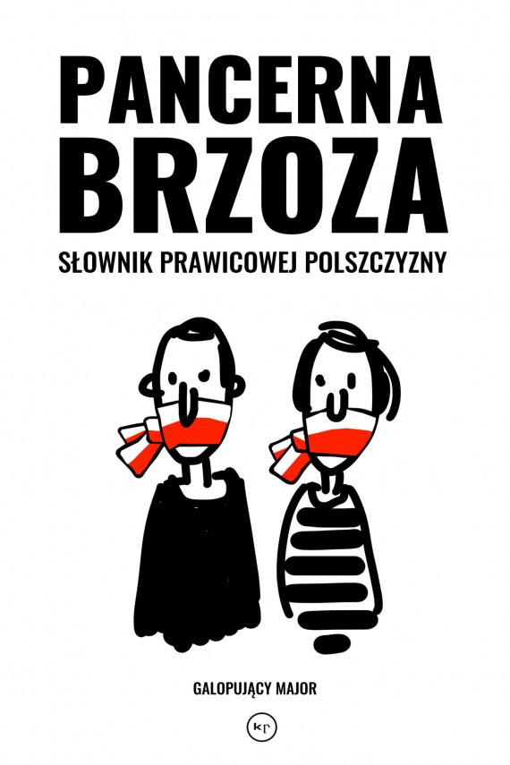 okładka Pancerna brzozaebook | EPUB, MOBI | Major Galopujący