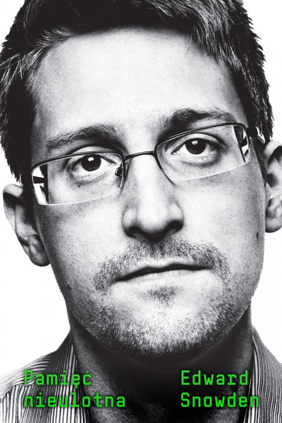 okładka Pamięć nieulotnaebook | EPUB, MOBI | Edward Snowden